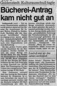 Presse 1995-01-13
