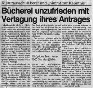 Presse 1995-01-19