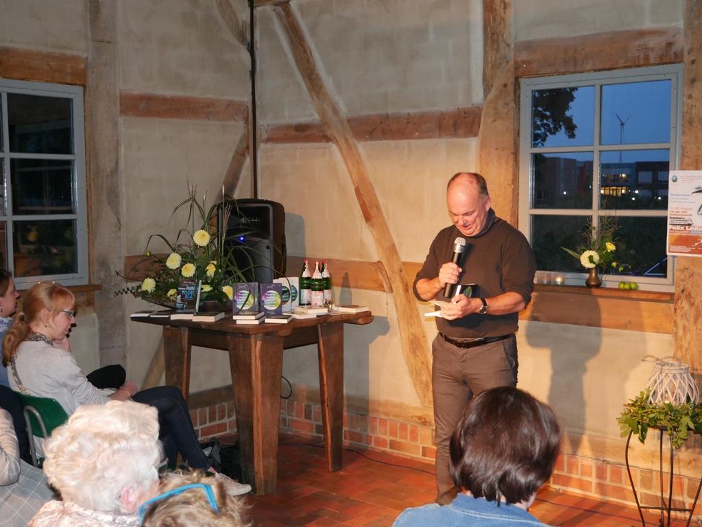 Felix Leibrock setzt auf die Weisheit von Geschichten